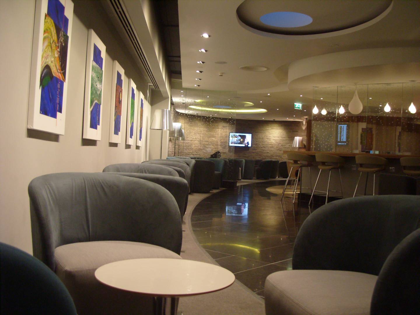 Aer Lingus Sala VIP - Aeropuerto de Heathrow