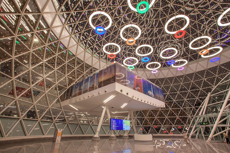 Aeropuerto de Marrakech - Nueva terminal